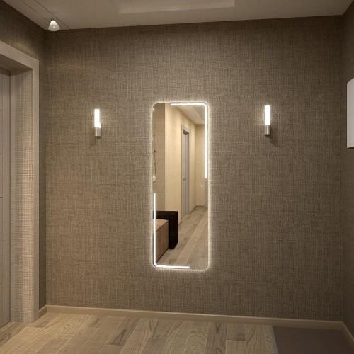 Зеркало с подсветкой в ванную Диана